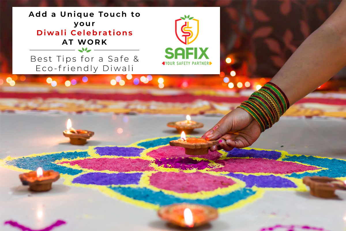 Add A Unique Touch To Your Home: Add A Unique Touch To Your Diwali Celebrations At Work